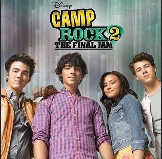 Camp Rock 2 Jonas Brothers Demi Lovato (cd) Nuevo Original