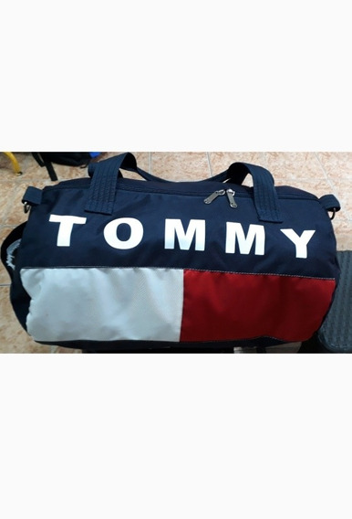 Maletin Para Viaje Tommy Hilfiger Mochila Bolso Carriel Azul