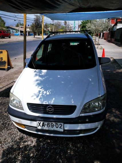Chevrolet Zafira 2.0 Bencinero