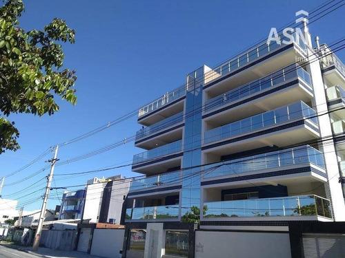 Cobertura Com 3 Dormitórios À Venda, 140 M² Por R$ 692.000,00 - Costazul - Rio Das Ostras/rj - Co0011