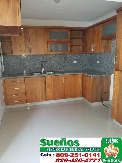 Vendo Cómodo Apartamentos En Gurabo, Santiago, Rep.dom