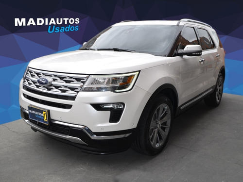 Ford Explorer Limited 2.3t Automatica 4x4