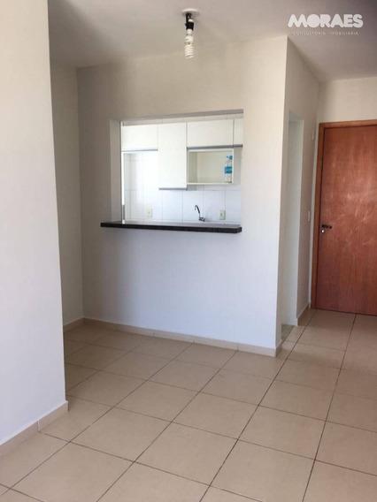 Apartamento Com 1 Dormitório Para Alugar, 32 M² Por R$ 750/mês - Jardim Panorama - Bauru/sp - Ap1225