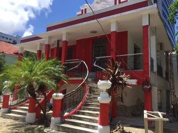 Casa Comercial Para Locação, Boa Vista, Recife. - Ca0233