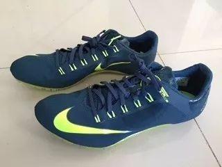 Zapatillas De Atletismo C/clavos.verde/fluo Consultar Talle