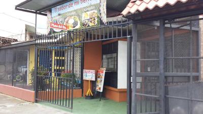 Local Comercial Lindo Seguro Ideal Soda Panaderia Etc