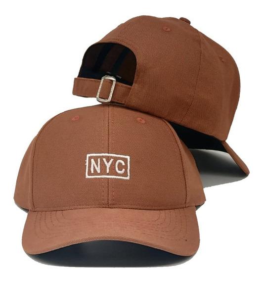Boné Dad Hat Aba Curva Com Rosa Fitão Strapback Premium