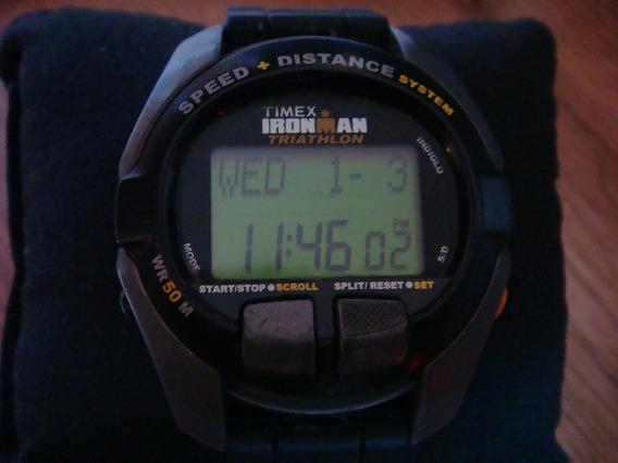 Reloj Timex Ironman Triathlon. Speed + Distance System.