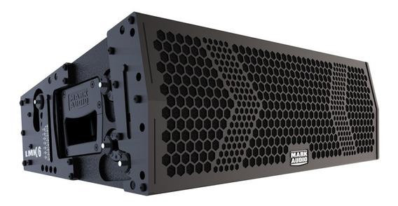 Caixa De Som Amplificada Mark Audio Line Array Lmk 6