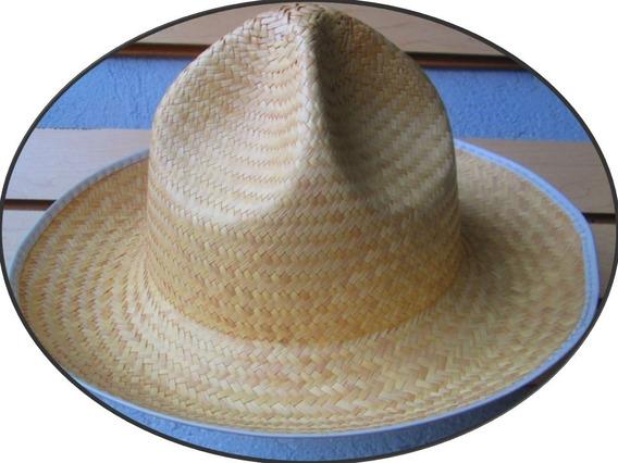 20 Sombrero Jarocho Cuatro Pedradas Palmilla Adulto Niño