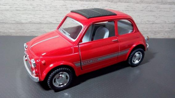 Miniatura Fiat 500 Escala 1:24 Promoção