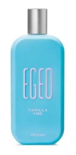 Perfume Egeo Vibe Vanilla 90ml De O Boticário - Original