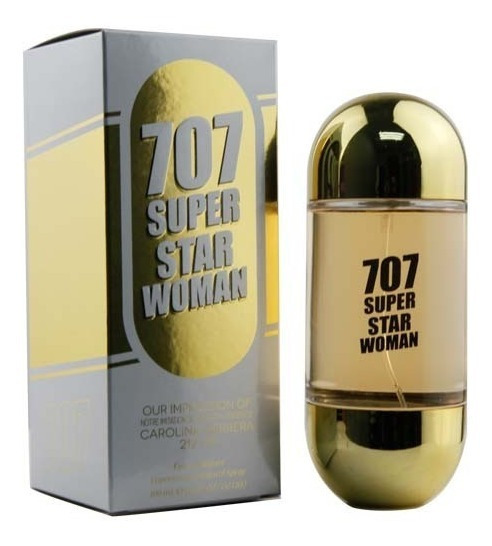 707 Superstar Edp 100 Ml - The Preferred Collection