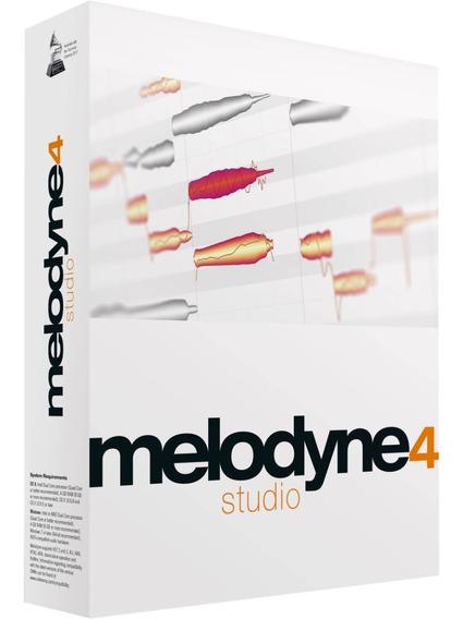 Plugin Melodyne 4 Win/mac+suporte