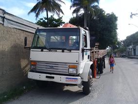 Munck 12,5 T Argos Ford Cargo 1415 Aceito Troca