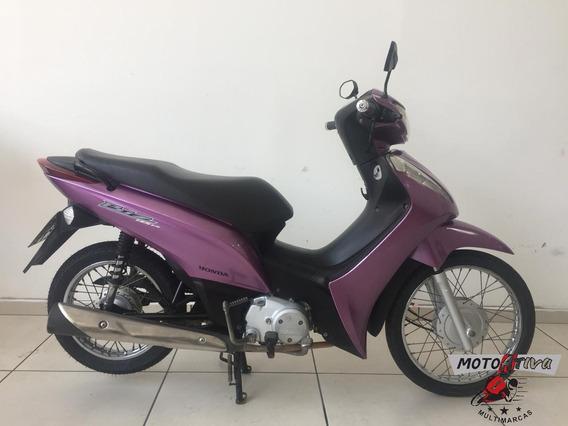 Honda Biz 125 Es 2011