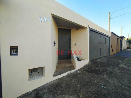 Imagem 1 de 10 de Casa Com 2 Dormitórios À Venda, 78 M² Por R$ 190.000,00 - Jardim Maria Luiza - Botucatu/sp - Ca1133
