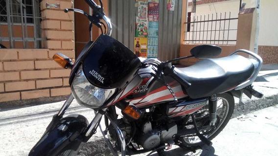 Moto Eco Deluxe Modelo 2014