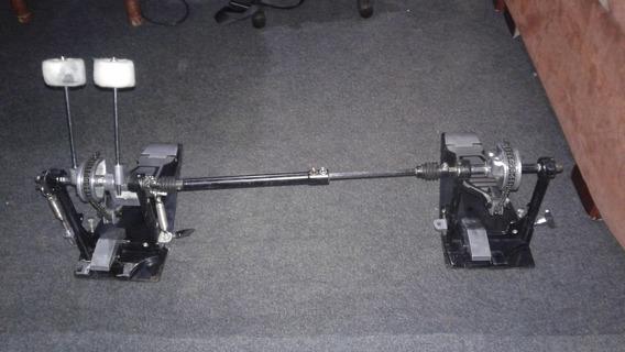 Vendo O Cambio Pedal Doble Bombo