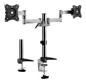 Suporte Duplo Articulados Aço P/ Monitores De 13 A 27 - C/nf