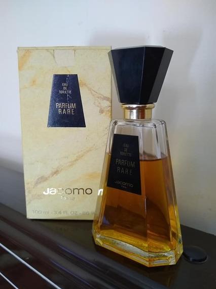 Perfume Jacomo Parfum Rare Edt- 100 Ml - Raridade!!!