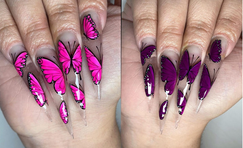 Imagem 1 de 2 de Aulas De Nail Arts E Alongamentos Art Nails