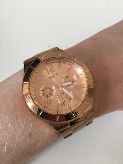Relógio Guess Feminino Rose