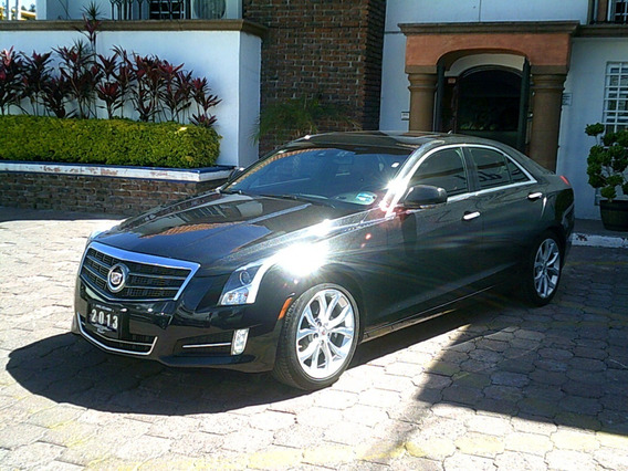 Cadillac Ats 2013 Impecable