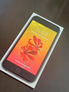 iPhone Silver 6 De 16 Gb Usado - Libre S/. 450