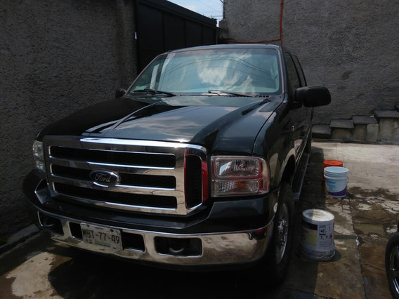 Ford F-250 Doble Cabina