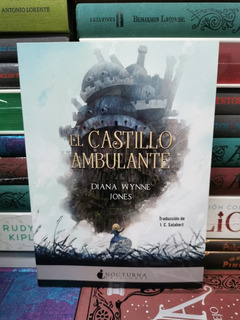 El Castillo Ambulante / Diana Wynne Jones / Nocturna