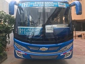 Bus Urbano Chevrolet Ftr 2007