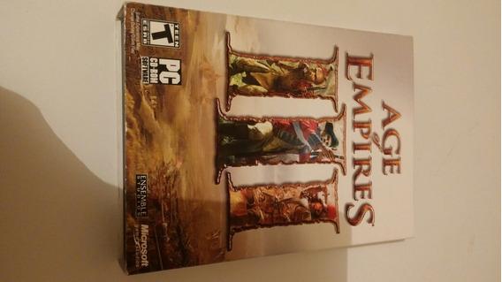 Age Of Empires .3 Pc Joho Game Original Original