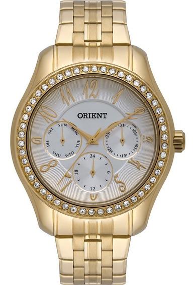 Relógio Orient Feminino Original Garantia Nota Fgssm070s2kx