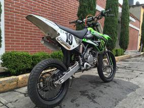 Kawasaki Kx 85, Equipada!