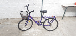 Bicicleta Rod. 24