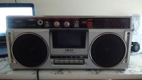Rádio Gravador Akai Mod. Aj-438