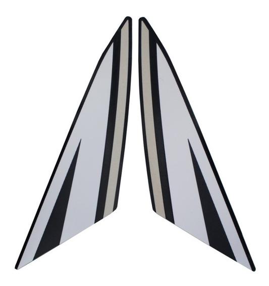 Faixa Adesivo Frontal Xt660 2015 2016 2017 2018 Branco