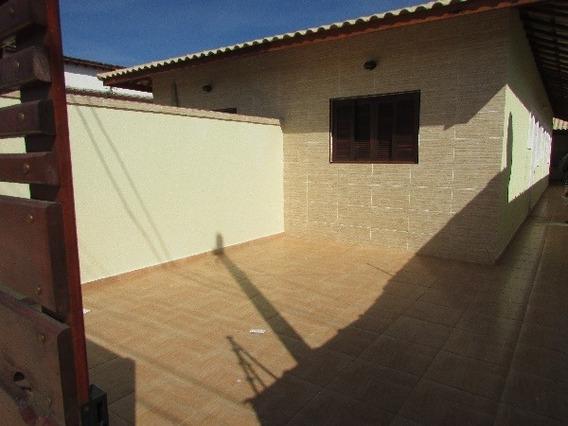 148-a Casa Com 57m² Localizada No Bairro Nova Itanhaém