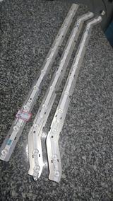 Kit 3 Barras Leds Tv Samsung Un40h4200 Un40h4203 Un40h5103