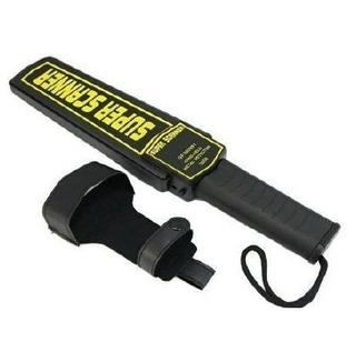 Detector De Metal Manual Super Scanner (ofertas)