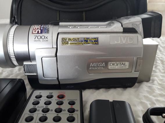 Video Cámara Filmadora Digital Jvc