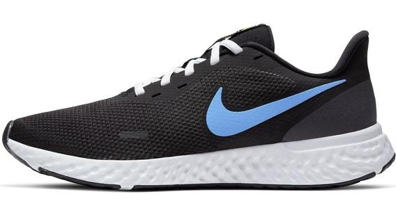 Zapatillas De Hombre Running Nike Revolution 5 Talle Grande