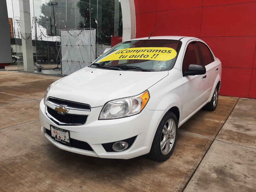 Imagen 1 de 11 de Chevrolet Aveo 2018 Ltz 1.5l Ta Credito Agencia Garantia