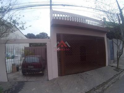 Lindo Sobrado Na Cidade Edson Em Suzano Proximo Ao Centro. Financia , Negocia Troca Por Apartamento - So0322