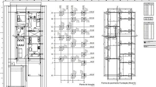 Projeto Estrutural Completo