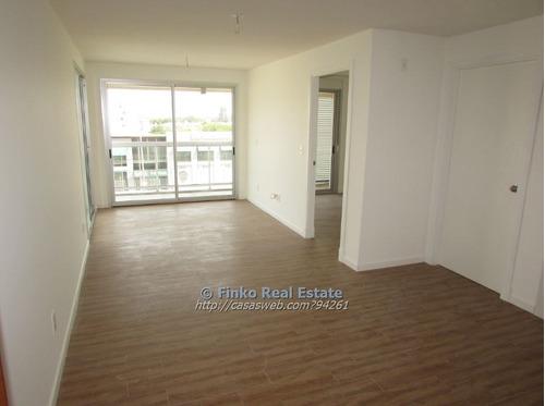 Luminoso Apartamento A Estrenar De 1 Dormitorios En Malvin