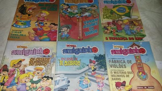 Coleção Nosso Amiguinho 6 Revistas