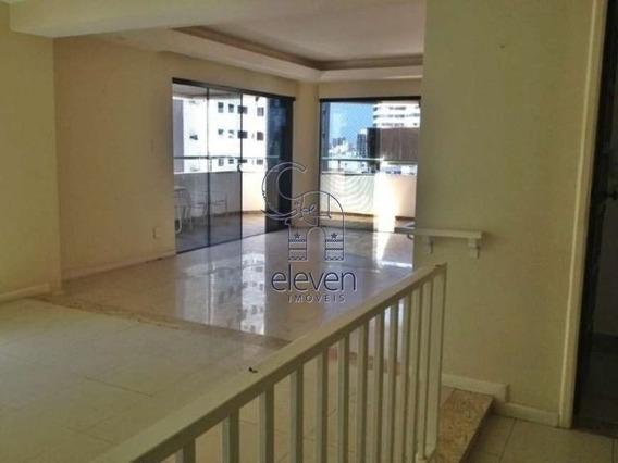Apartamento Residencial Para Venda Na Alameda Da Graviola No Caminho Das Árvores, Salvador Com 4 Dormitórios Sendo 3 Suítes, 2 Salas, 5 Banheiros, 3 V - Ap40162 - 68127161