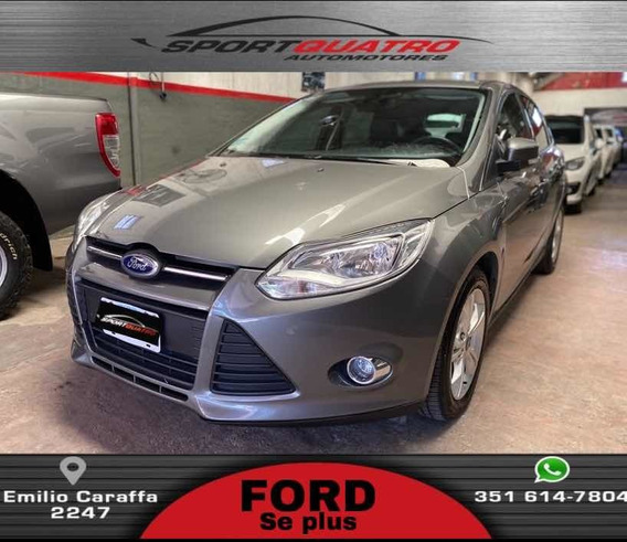 Ford Focus Iii 2.0 Se Plus Mt 2015